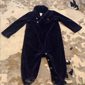 Baby Ralph Lauren 3-6 month, warm onesie